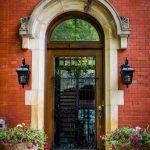 Stuart Dearlove finition de portes exterieures